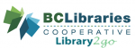 BC Libraries Cooperative Library To Go logo