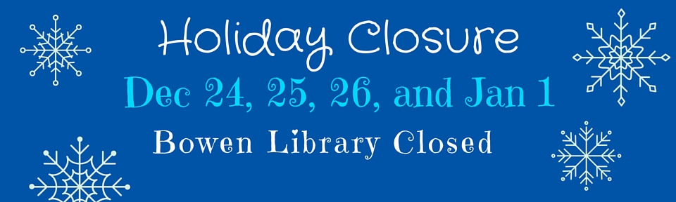 Holiday Hours slide 2015