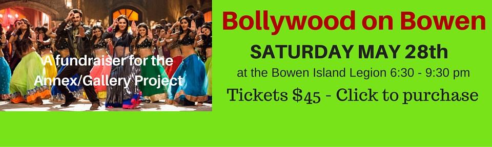 Bollywood on Bowen May 28th