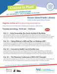 Personal Planning Month: Joint Ownership - Free Presentation @ Bowen Library
