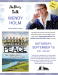 Wendy Holm Author Talk