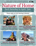 "Nature of Home: Fiona Beaty ""I Find My Identity in the Sea Around Us"" @ Bowen Library - Annie Laurie Wood Annex"