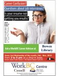 Ask a WorkBC Career Advisor - Free career, resume and employment help @ Annie Laurie Wood Annex - Bowen Library