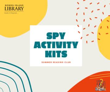spy activity kits