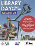 PNE Library Day @ Pacific National Exhibition