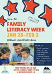 Family Literacy Week @ Bowen Library