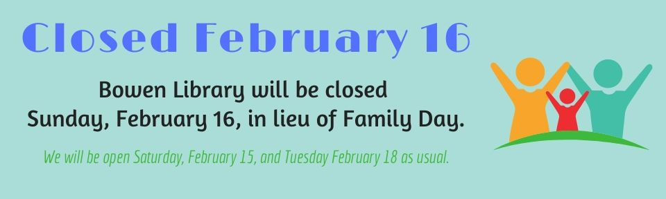 Copy of Slide Closed Family Day