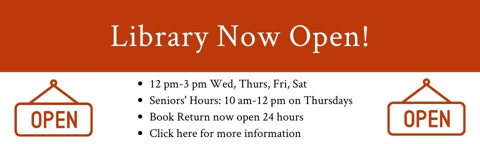 Library Now Open Slide (2)