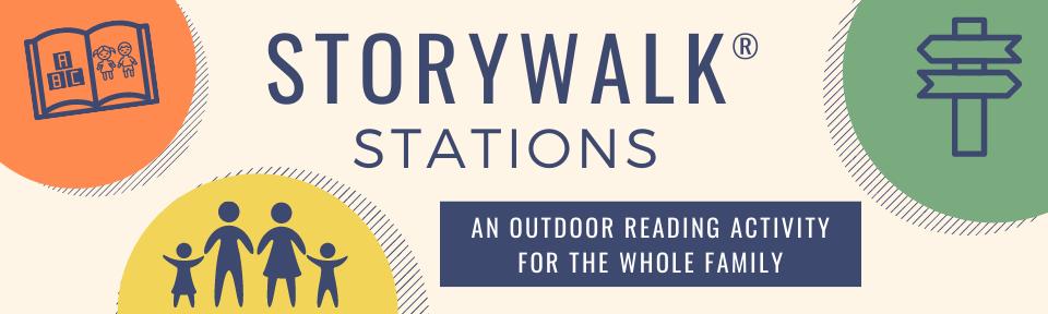 StoryWalk Stations Slide