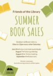 Book Sale - Friends of the Library @ Bowen Library Annex Lawn