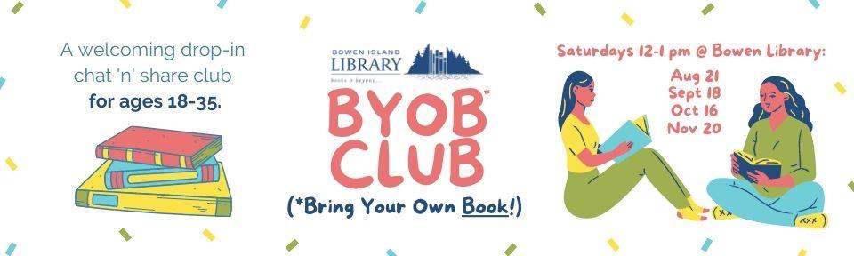 BYOBook Club Slide