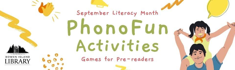 PhonoFun Activities Slide