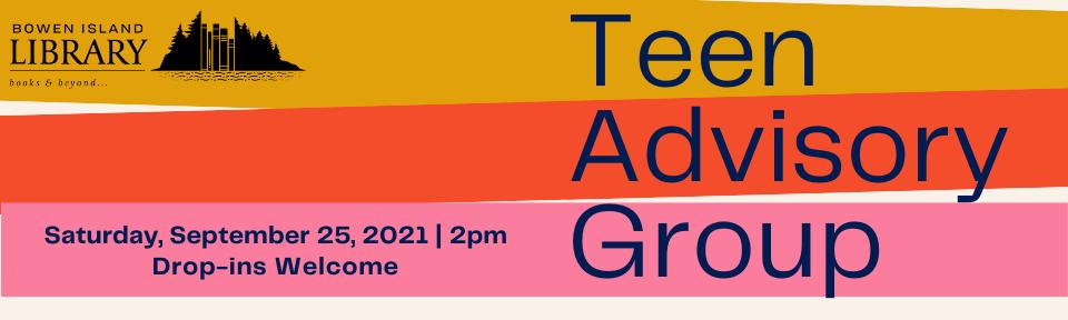Teen Advisory Group 980 X 288